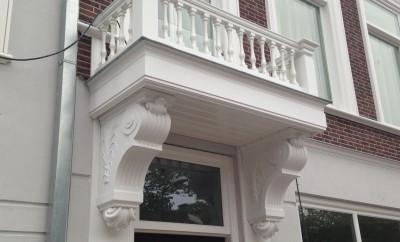 Balkonconsole herstellen